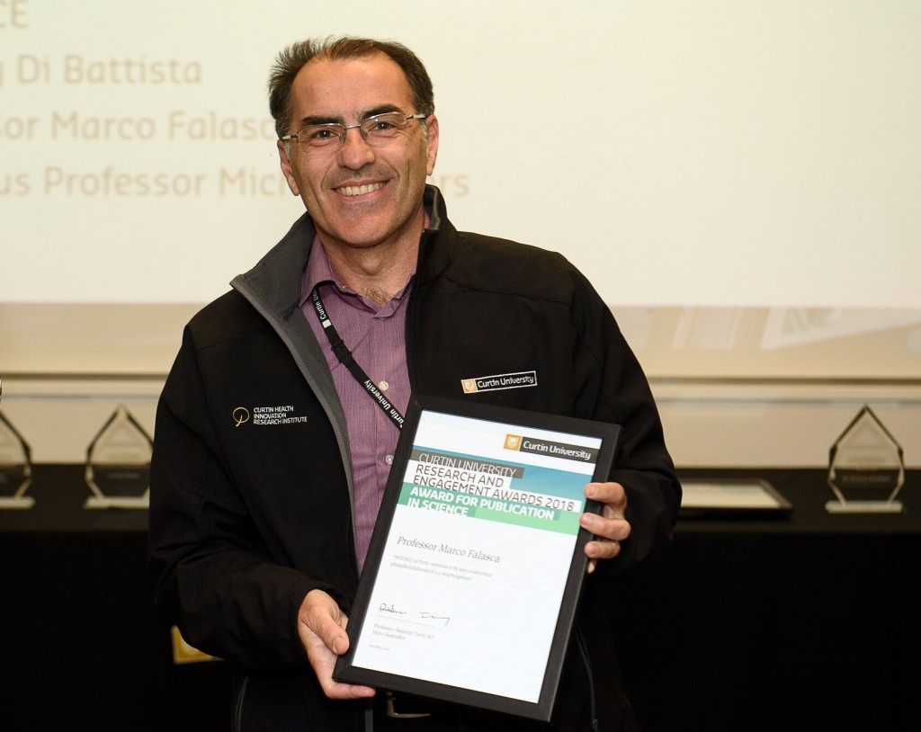 Professor Marco Falasca.