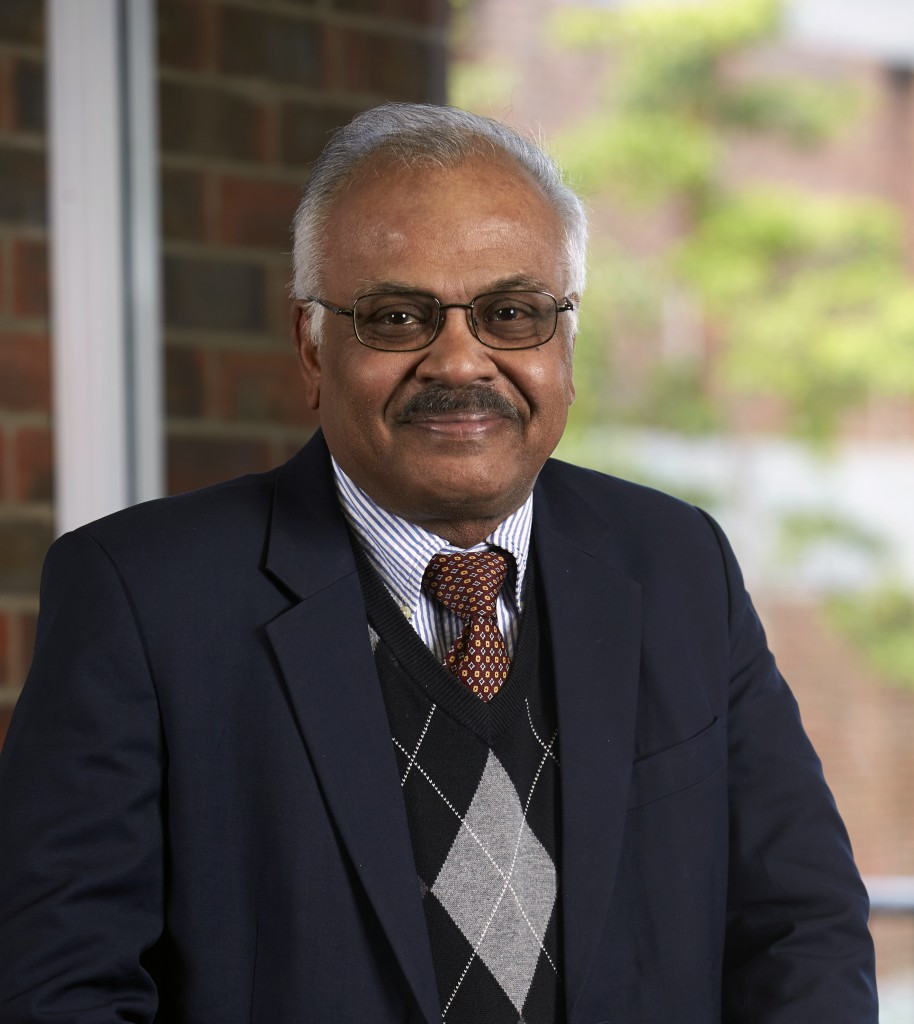 Professor Arun (Dharma) Dharmarajan.