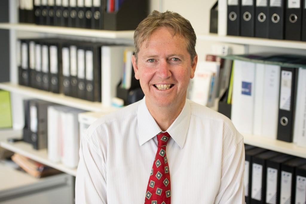Professor Chris Reid.