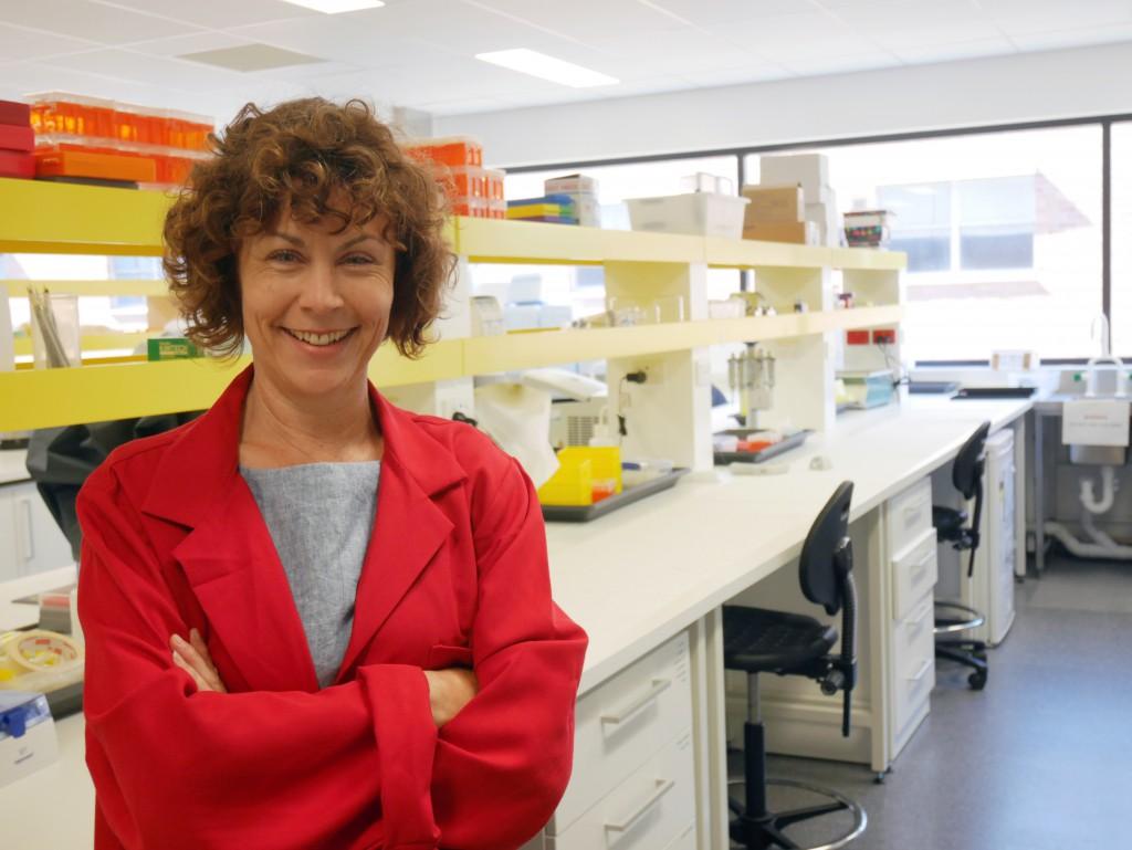 Professor Lindy Fitzgerald.