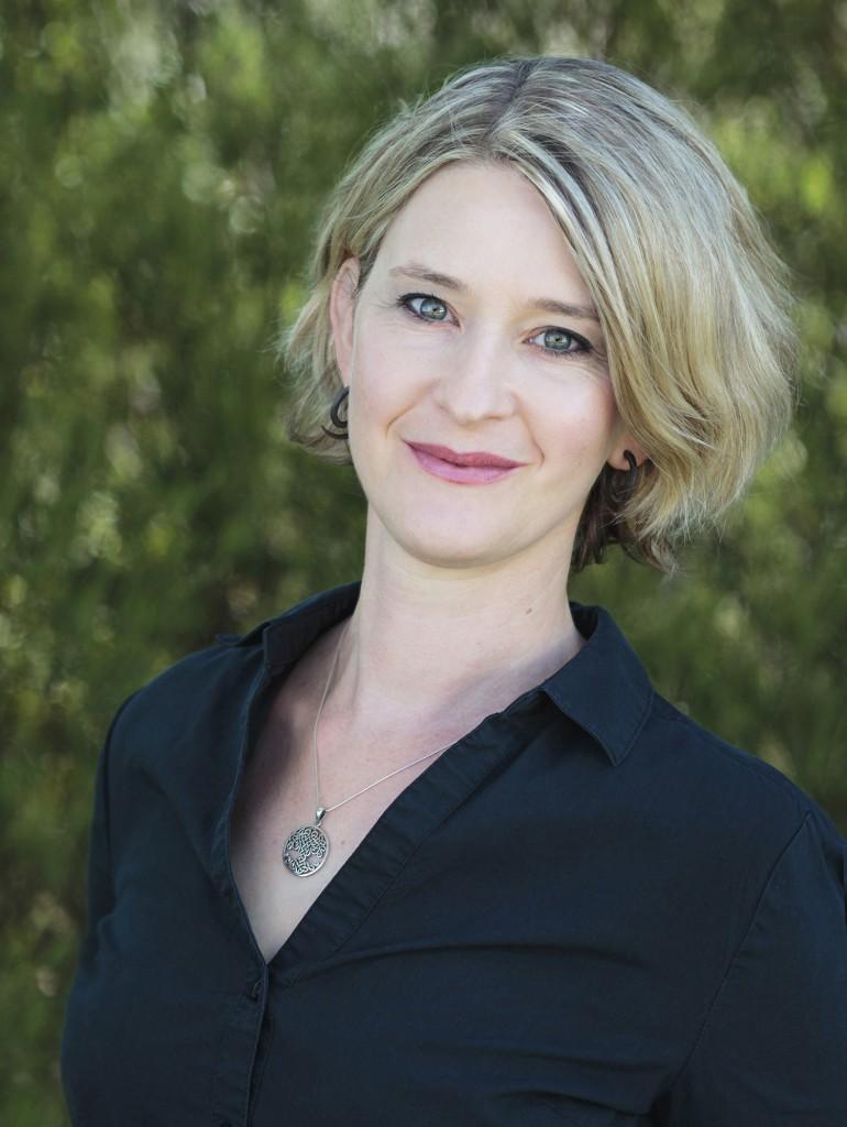 Associate Professor Nina Tirnitz-Parker.