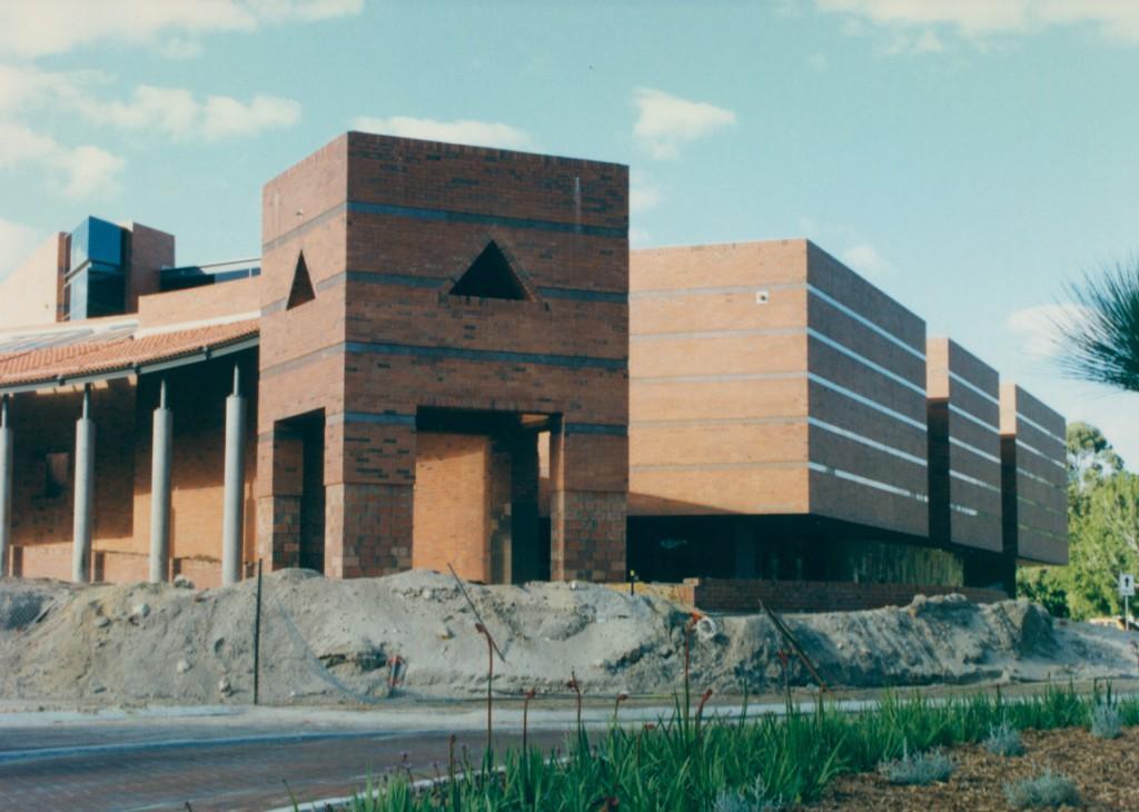 JCPML building under construction