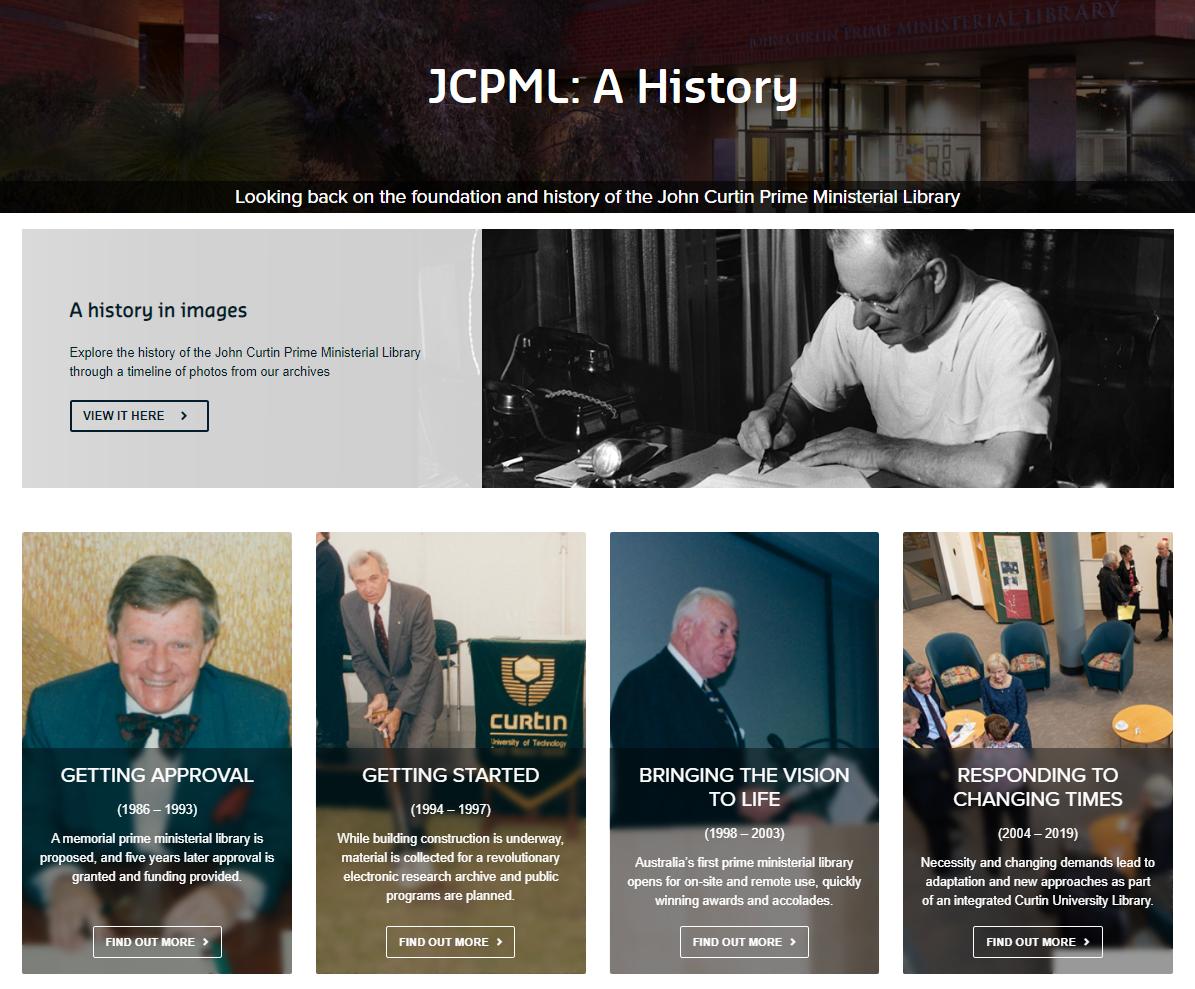 jcpml history 1
